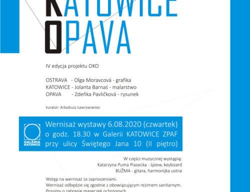 IV edycja projektu OKO   OSTRAVA-KATOWICE-OPAVA